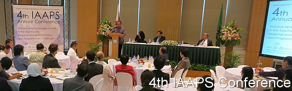 4th IAAPS Conference